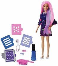 Barbie Colour Surprise Pink Hair Doll
