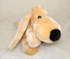 "VTG AMERICA WEGO STUFFED PLUSH PUPPY DOG ""Pnoufle"" KOREA LONG EARS"