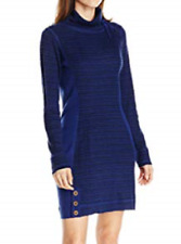 NEW prAna Women's Kelland Sweater Knit Dress Size Large $99 Retail
