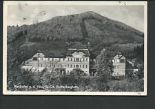 WAIDHOFEN a.d. Ybbs >> Buchenbergheim  <<  ältere  s/w AK kleinf. 1958