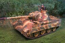 THE COLLECTORS SHOWCASE WW2 GERMAN NORMANDY CS00693 PANTHER TANK MIB