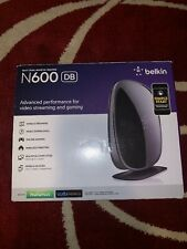 Belkin N600 DB Wireless Dual Band N+ Router