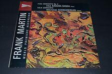 Frank Martin~Piano Concerto No. 2~Paul Badura-Skoda~Violin Concerto~Schneiderhan
