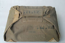 WWII Era U.S. Navy 24' Silk Parachute, Pilot Chute, Pack and Jump Log