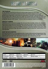 DVD NEU/OVP - Grosse Klassiker Box - Zeitreisen - 3 Spielfilme