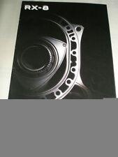 Mazda RX8 brochure c2005 japonais texte
