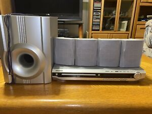 Insignia NS-2001H Home Theater System Surround Sound Complete Works