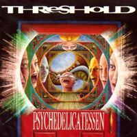 Threshold - Psychedelicatessen [CD]