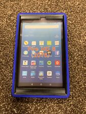 For Amazon Kindle Fire HD 8 7th Gen Hard Tablet Protective Case Cover with Stand