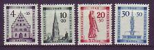 Briefmarken aus der französischen Zone (ab 1945) mit Falz