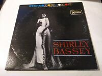 Shirley Bassey - Self Titled VG Original Stereo United Artists 6169 Record 1962
