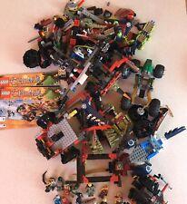 LEGO Ninjago Chima Lot Figuren