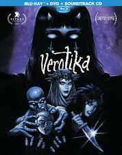 GLENN DANZIG New Sealed 2020 VEROTIKA Horror Movie BLU RAY,  DVD & CD BOXSET