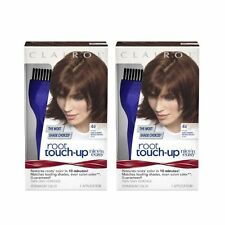 Clairol Nice 'n Easy Root Touch-Up 4R Dark Auburn/Reddish Brown Shades 2 kits