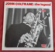 JOHN COLTRANE LP ORIG FR  THE LEGEND   OLE