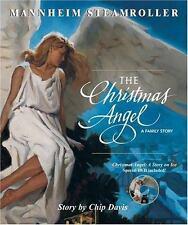 The Christmas Angel: A Family Story (Mannheim Steamroller) (Book & DVD)