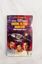 Home is the Hunter by Dana Kramer-Rolls (Paperback, 1990) Star Trek TOS Book