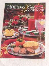 Holiday & Celebrations Cookbook 2001 - Taste of Home's