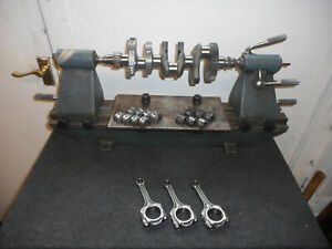 Triumph Street triple 675 Crankshaft crank & con rods 2007-2012 TS1197