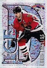 1996-97 Topps Picks Ice D #3 Chris Chelios