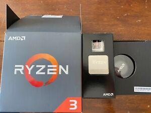 PROCESSORE AMD RYZEN 3 1200 3.1 GHz. Ryzen 3 COME NUOVO MAI USATO