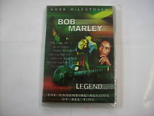 BOB MARLEY - LEGEND THE ESSENTIAL ALBUMS OF ALL TIME - DVD NEW SEALED