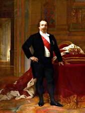 PAINTING PORTRAIT CABANEL EMPEROR NAPOLEON III FRANCE POSTER ART PRINT BB12858B