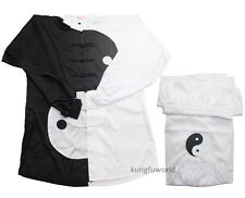 Tai chi Uniform Shaolin Martial arts Suit Kung fu Wing Chun Clothes Embroidery