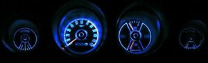 Mustang LED Dash Light Kit Blue 1969 1970 69 70 Coupe Fastback Convertible Mach