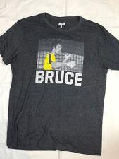 Tailgate Bruce Lee Men's Logo Graphic T Shirt Sz. L Game of Death