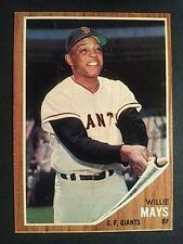 1962 Topps Willie Mays  #300, San Francisco Giants, SF, EX/NM