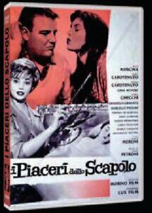 The Pleasures The Bachelor DVD Cristaldi Film