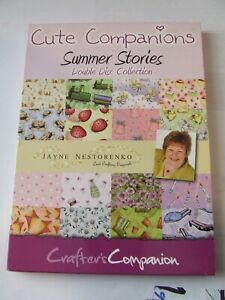 CUTE COMPANIONS SUMMER STORIES DOUBLE CD COLLECTION CRAFTERS COMPANION