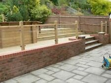 More details for cheap glass balustrade 5 panel sizes & custom 10mm toughened glass nationwide