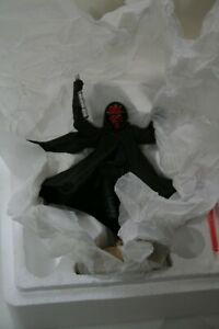 Star Wars Episode 1 Darth Maul Miniature Figurine Statue First Edition Applause