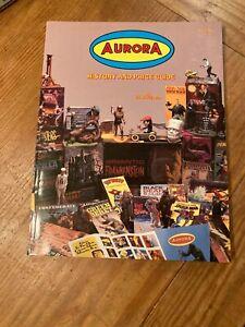 Aurora History And Price Guide Bruegman Vintage Prehistoric Monster Scenes Model