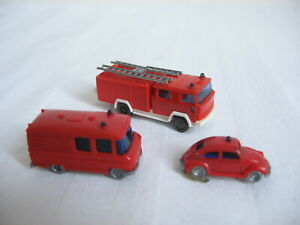 BH5* WIKING Spur N Feuerwehr-Set