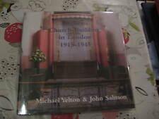 ANGLICAN CHURCH BUILDING IN LONDON 1915-1945 MICHAEL YELTON JOHN  SALMON BOOK
