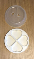 Microwave Heart Shaped Egg Poacher For 4 Eggs