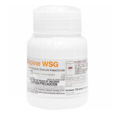 Alpine Wsg Water Soluble Granule Insecticide 200g Jar Bed Bugs Ants Fleas