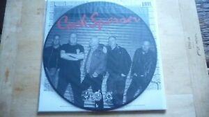COCKSPARRER Forever Picture Disc LP.Oi!,Punk,Skinhead,Business,Exploited,Rancid