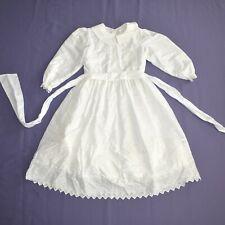 Soft & Embroidered Children Dress 140 Flower Girl Communion Gala Dress