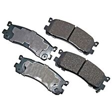 REAR BRAKE PADS for MAZDA SEMI METALLIC 929 MILLENIA MPV Premium Brake Pads