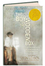 The Boy on the Wooden Box (hc) How Impossible became Possible.. Schindler's List