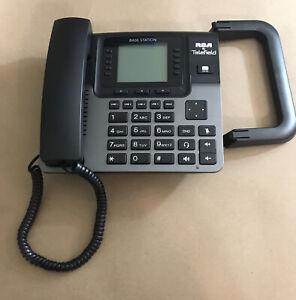 RCA Digital Expandable Phone System - U1100  - No Power Cable