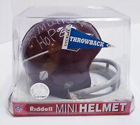 Bobby Mitchell  Washington Redskins Riddell Mini Helmet Throwback HOF 83