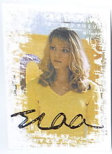BUFFY : AUTOGRAPHED TRADING CARD BY ELIZABETH ANNE ALLEN #67 (LH)