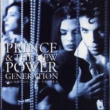 PRINCE DIAMONDS AND PEARLS CD ALBUM (1991)
