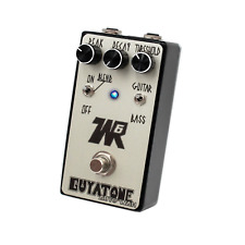 Guyatone WR6 Auto Wah Black / Silver - Designed in Japan, Made in USA! ( #D )
