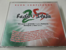 40198-Subbiano Compleanno Radio Italia (25 anni) - 2008 SONY/BMG 2cd Set